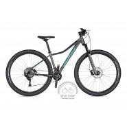 Велосипед жіночий гірський Author Instinct ASL 29er (2020) L сіро-бірюзовий