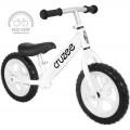 Біговий велосипед CRUZEE білий