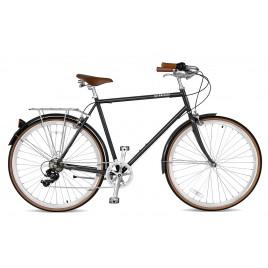 Велосипед чоловічий міський Streetster BROADWAY 7 BLACK 26 | 2016