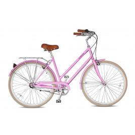 Велосипед жіночий міський Streetster ABBEYROAD 3 PINK 26   2016