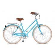 Велосипед жіночий міський Streetster ABBEYROAD 1 BLUE 26 | 2016