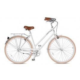 Велосипед жіночий міський Streetster ABBEYROAD 1 WHITE 26 | 2016