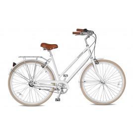 Велосипед жіночий міський Streetster ABBEYROAD 3 WHITE 26 | 2016