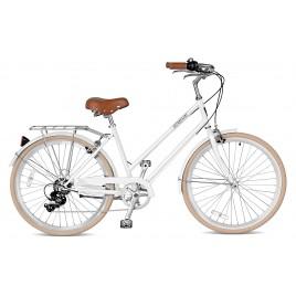 Велосипед жіночий міський Streetster ABBEYROAD 7 WHITE 26 | 2016