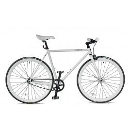 Велосипед чоловічий фікс Streetster BAKERSTREET WHITE 26 | 2016 (M)