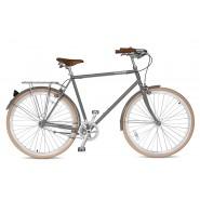 Велосипед чоловічий міський Streetster BROADWAY 1 GREY 26 | 2016