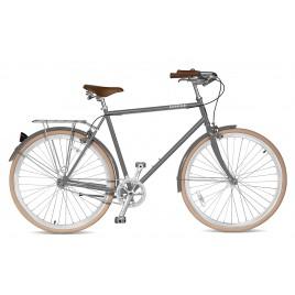 Велосипед чоловічий міський Streetster BROADWAY 1 GREY 26   2016