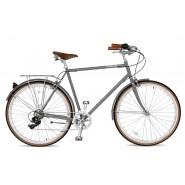 Велосипед чоловічий міський Streetster BROADWAY 7 GREY 26 | 2016