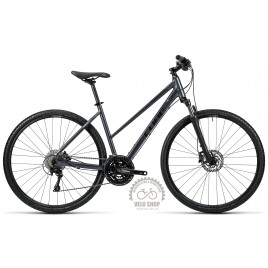 Велосипед жіночий кросовий Cube Nature pro (2016) S