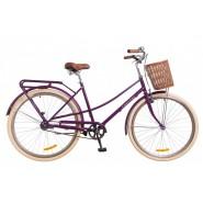 """Велосипед жіночий міськи Dorozhnik COMFORT FEMALE  14G 28"""" Purple"""