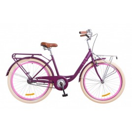 """Велосипед жіночий міськи Dorozhnik LUX  14G 26"""""""