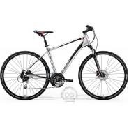 Велосипед чоловічий кросовий Merida Crossway 100 (2018) M
