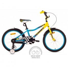 Велосипед дитячий Romet SALTO 20| 2016