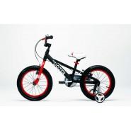 """Велосипед RoyalBaby BULL DOZER 18"""", черный"""