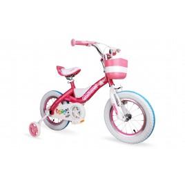"""Велосипед RoyalBaby CANDY 14"""", розовый"""