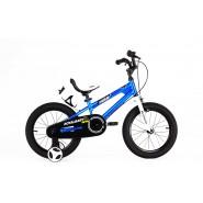 "Велосипед RoyalBaby FREESTYLE 16"", синий"