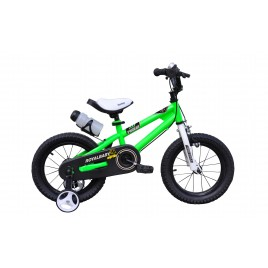 "Велосипед RoyalBaby FREESTYLE 20"", зеленый"