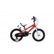 """Велосипед RoyalBaby FREESTYLE 16"""", красный"""