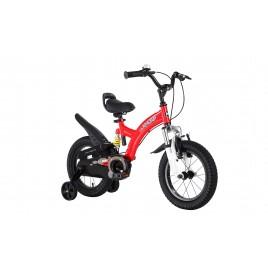 """Велосипед RoyalBaby FLYBEAR 18"""", красный"""