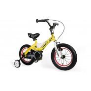 "Велосипед RoyalBaby LEOPARD 14"", желтый"