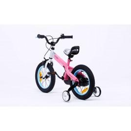 """Велосипед RoyalBaby BUTTONS Alu 12"""", розовый"""