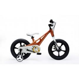 """Велосипед RoyalBaby MGDINO 14"""", золотой"""