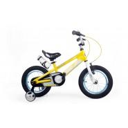 """Велосипед RoyalBaby SPACE NO.1 18"""", желтый"""