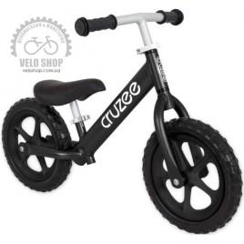 Біговий велосипед CRUZEE чорний
