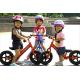 Біговий велосипед CRUZEE помаранчевий