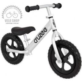 Біговий велосипед CRUZEE сірий