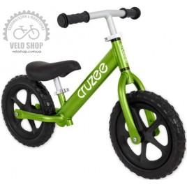 Біговий велосипед CRUZEE зелений