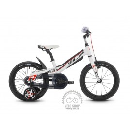 "Велосипед дитячий Superior Team 16"" білий"