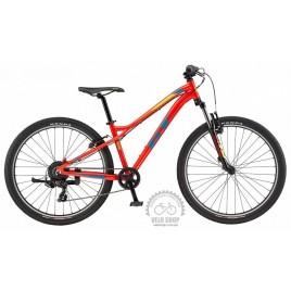 Велосипед гірський дитячий-підлітковий GT Stomper Prime 26 (2019) Red