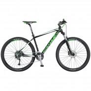 Велосипед чоловічий гірський SCOTT ASPECT 740 чорно/зелено/білий (2016)