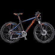 Велосипед чоловічий гірський SCOTT ASPECT 930 чорно-оранжево-синій (2016)
