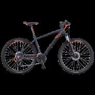 Велосипед чоловічий гірський SCOTT ASPECT 950 серо-чёрно-оранжевый (2016)