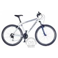 Велосипед чоловічий гірський Author Solution 29 (2016) XL White\Blue