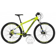 Велосипед чоловічий гірський Cannondale Trail 1 29er (2017) L