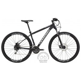 Велосипед чоловічий гірський Cannondale Trail 4 29 (2017) L