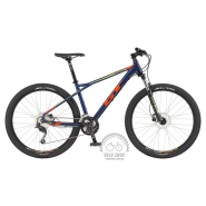 Велосипед чоловічий гірський GT Avalanche Comp (2017) XL