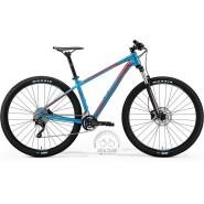 Велосипед гірський Merida Big Nine 300  29er (2018) L Blue
