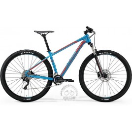 Велосипед гірський Merida Big Nine 300  29er (2018) S
