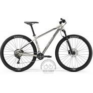 Велосипед гірський Merida Big Nine 500  29er (2019) L Сіра