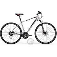 Велосипед чоловічий кросовий Merida Crossway 100 (2018) XS