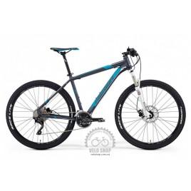 Велосипед чоловічий гірський Merida Big Seven 600  27.5 (2015) L