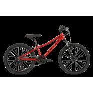"""Велосипед дитячий Haro Flightline 20"""" (2021) Ayres Red/Black"""
