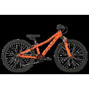 """Велосипед дитячий-підлітковий Haro Flightline 24"""" Matte Orange / Black"""