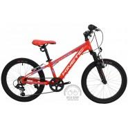 """Велосипед гірський дитячий-підлітковий Kinetic Coyote 20"""" (2020) 11"""" Red"""