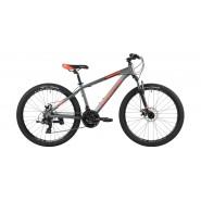 """Велосипед гірський  Kinetic Profi 26er (2021) 13""""/ХS Gray"""