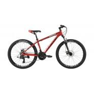 """Велосипед гірський  Kinetic Profi 26er (2021) 15""""/S  Red"""